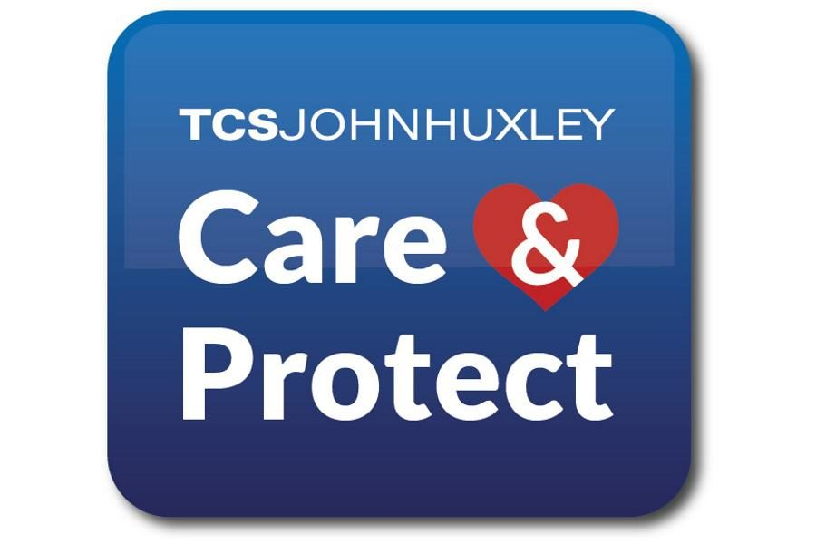 TCSJOHNHUXLEY announced its Care & Protect range of products.