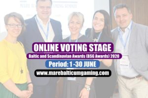 You can vote for the best companies in the BSG Awards 2020.