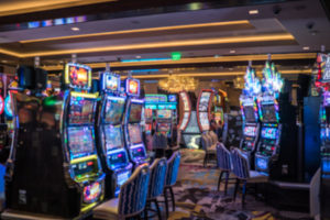 European casinos reopen