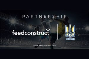 FeedConstruct signs exclusive deal with the Ukrainian Association of Football