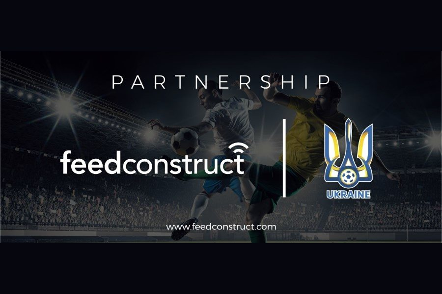 FeedConstruct will work with Ukraine's football competitions.