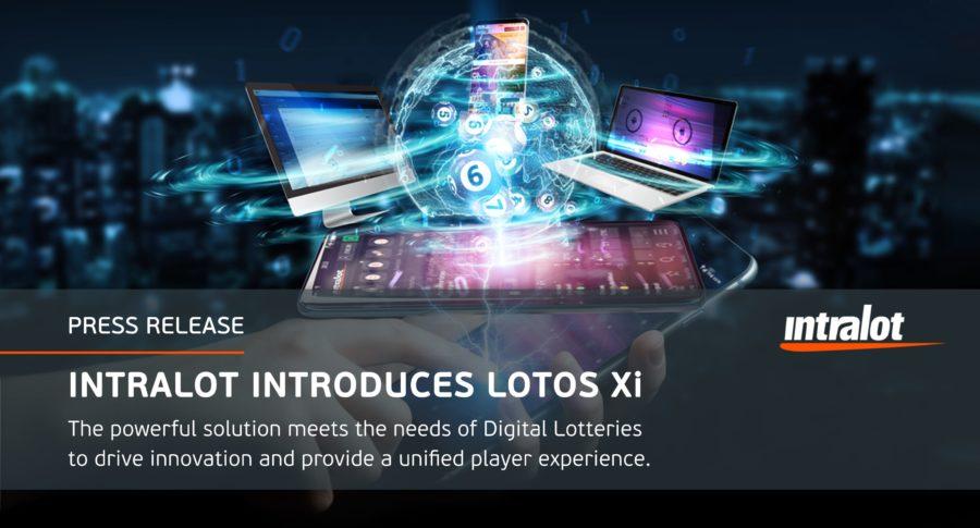 INTRALOT introduces Lotos Xi