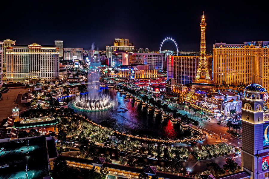 Las Vegas casinos imposed new protocols due to an increase of Coronavirus cases.