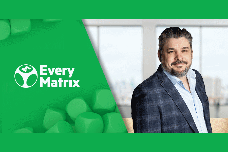 EveryMatrix announced its latest appointment.