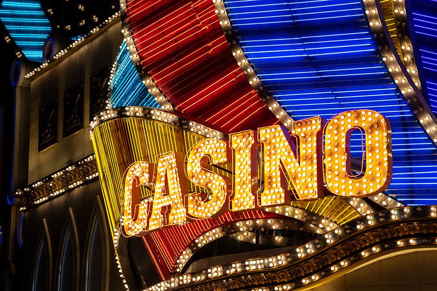Nearest casino to downtown san diego at night
