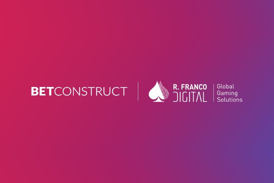 BetConstruct and R. Franco Digital signed a strategic partnership.