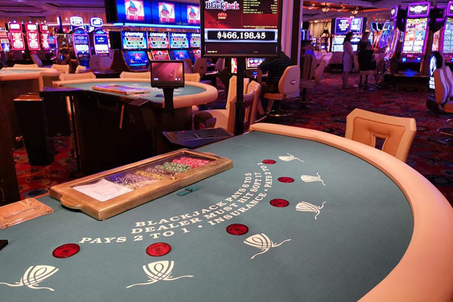 Casinos in Arizona stayed opened despite order of curfew.