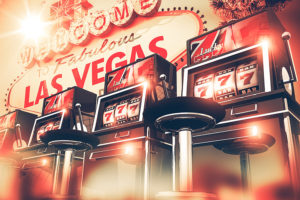 Las Vegas casinos will finally be allowed to use a cashless payment system.