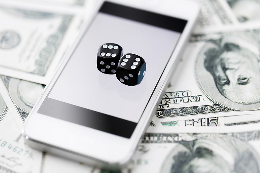 Google searches for offshore online casinos have risen in the last year.
