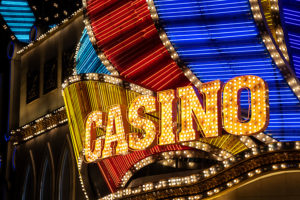 Oklahoma federal government announced the approval of gambling compacts.