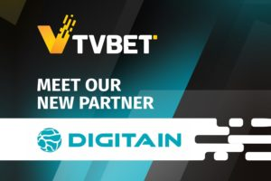 TVBET and Digitain will work together in the iGaming space.