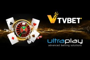 TVBET and Ultraplay will work together.
