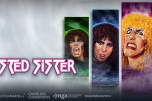 Play'n GO releases highly-anticipated Twisted Sister slot