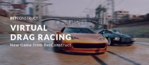 BetConstruct releases a new game: Virtual Drag Racing