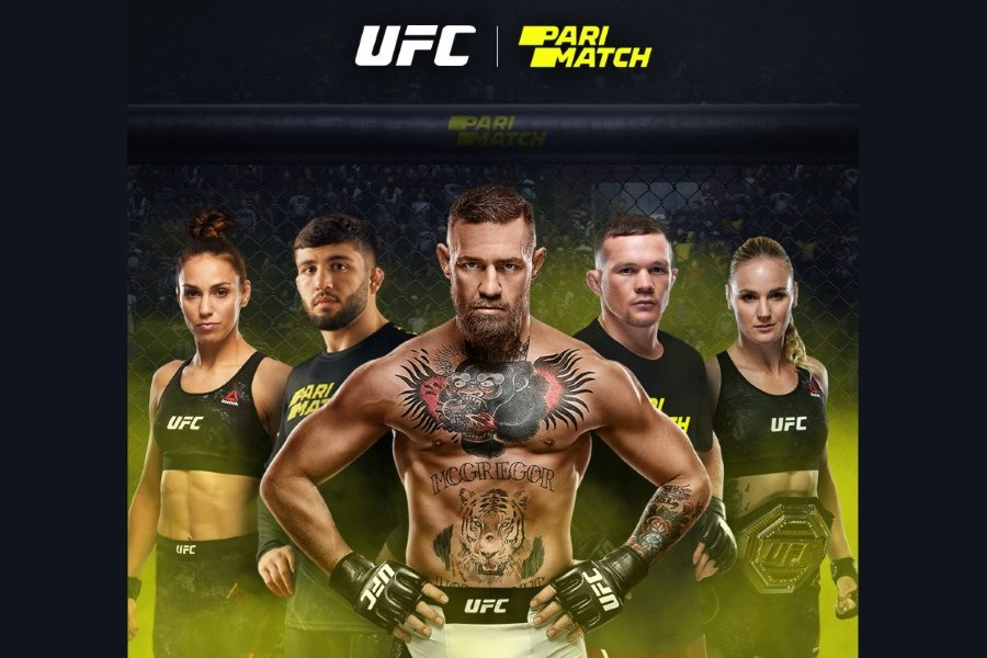 Parimatch remains the UFC official betting partner.