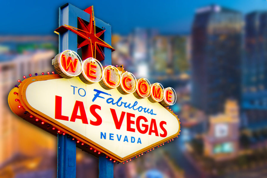 According to the analyst, Las Vegas will have to wait two years for a full economic recovery.