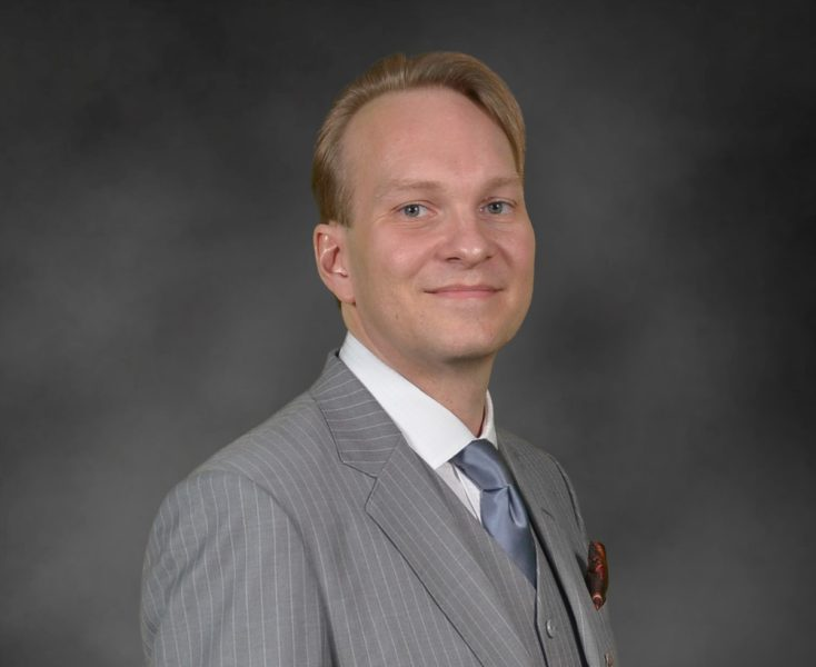 Tristan Sjoberg, Executive Chairman at TCSJOHNHUXLEY.