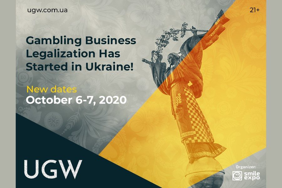 Attend the first event in Ukraine after gambling legalisation.