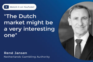 René Jansen spoke to Focus Gaming News about the Netherlands' preparations to regulate iGaming.