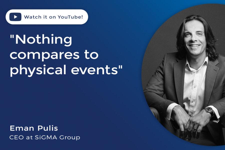Eman Pulis, CEO at SiGMA Group.