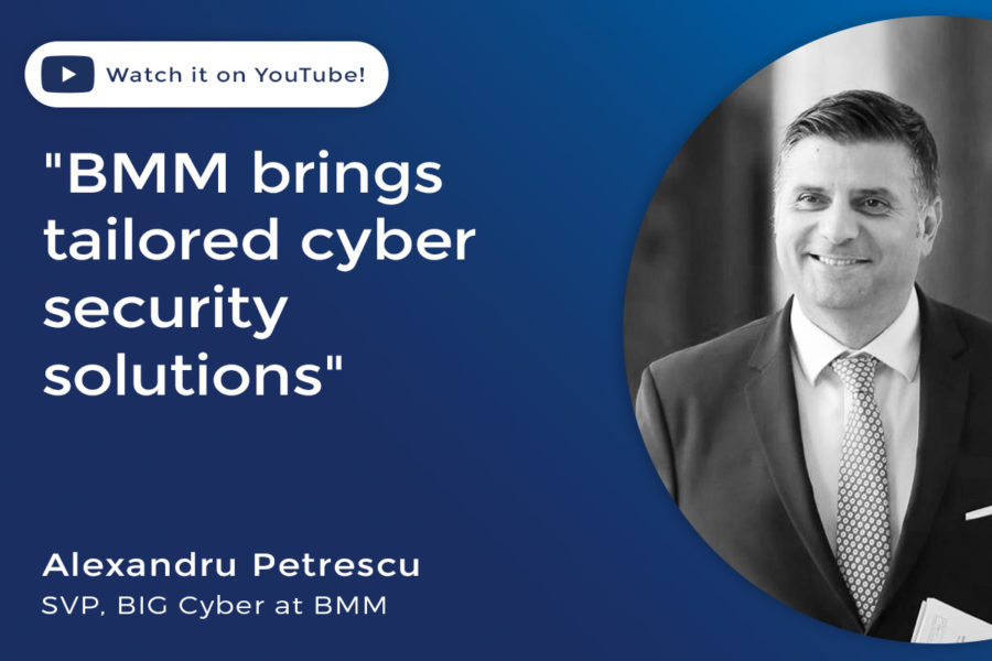"""""""BMM brings tailored cyber security solutions"""""""