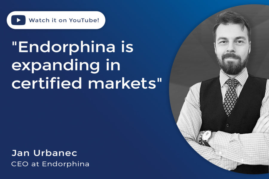 Jan Urbanec, CEO at Endorphina spoke to Focus about how the company approaches the online slots market.