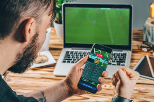 The ban on ads during televised sports fixtures was introduced in August 2019.
