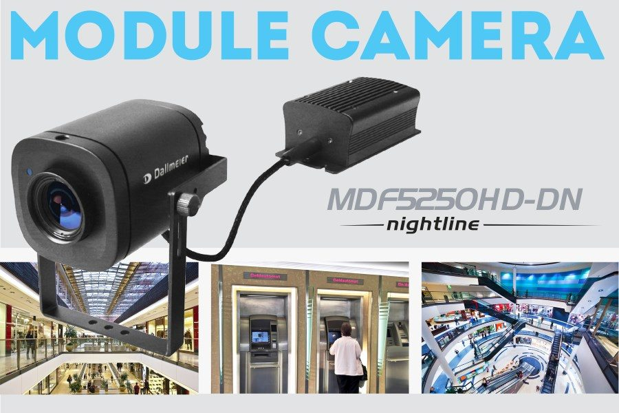 Dallmeier continues to innovate the surveillance industry.