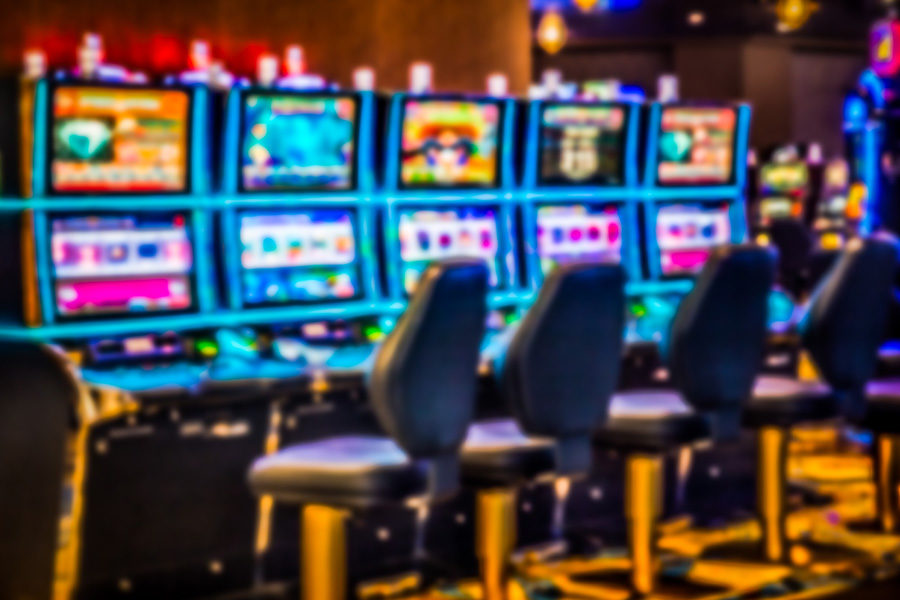 The Casino Cosmopol venue in Sundsvall has seen visits decline over the past decade.