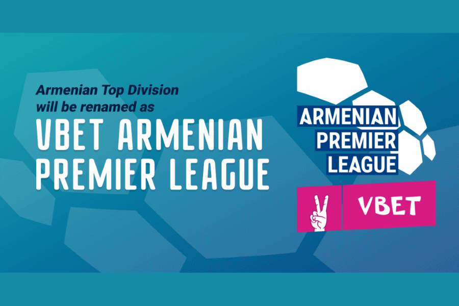 Armenian competitions will be named after VBET.