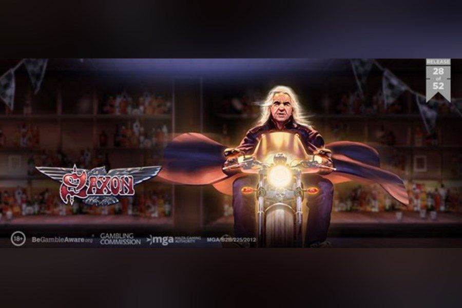 Play'n GO launches its new Saxon-themed slot.