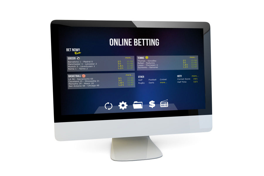 The association is calling for a new licensing system for online sports betting and gambling.