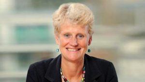 BGC chair Brigid Simmonds OBE.