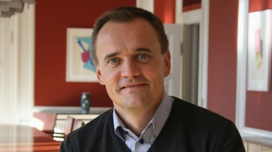 Anders Dorph previously served as deputy director of the immigration service (Credits: Tv2fyn.)