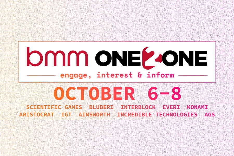 Bmm's One2One arrives October 6.
