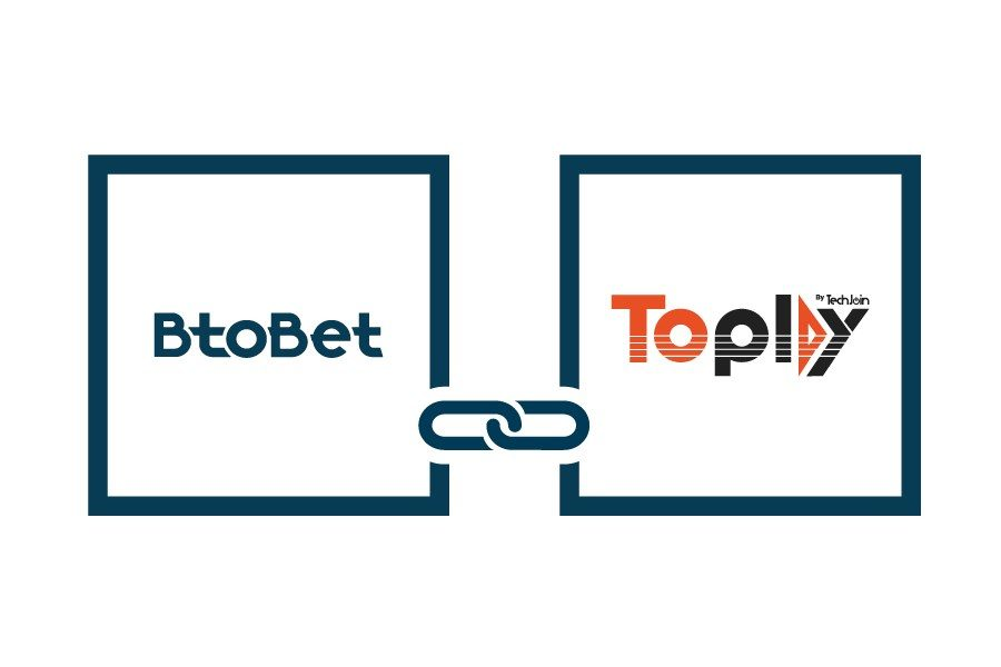 BtoBet signed a strategic partnership with Toplay.