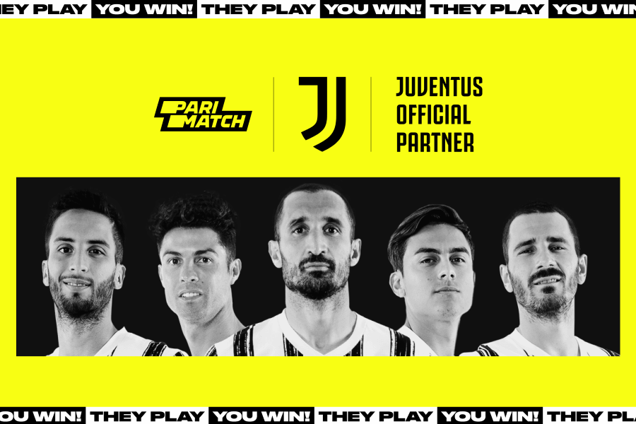 Parimatch has signed a new partnership with Juventus.
