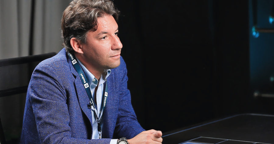 Alessandro Pizzolotto, STM Gaming's CEO and Certified Partner of BtoBet in Africa.