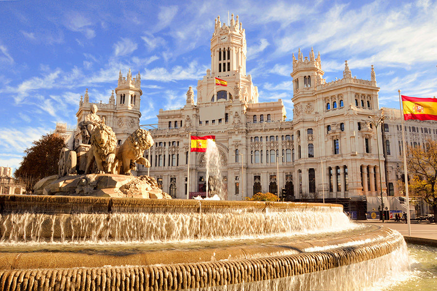 Codere says Spain is still of strategic importance.