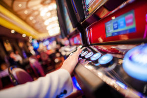 Casinos continue to operate under capacity restrictions.