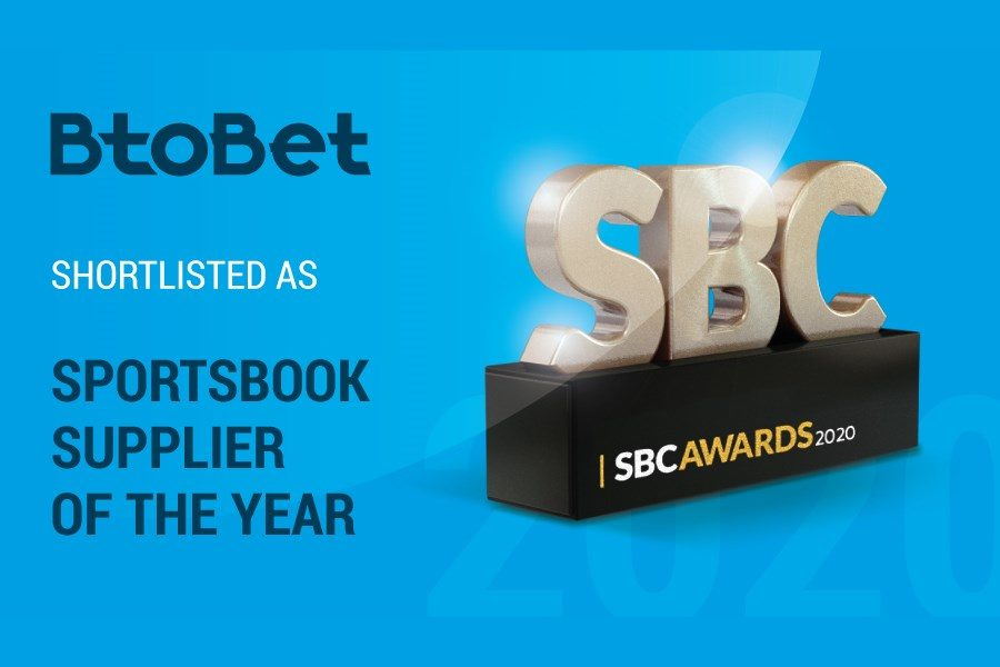 BtoBet has been recognised as one of the top sportsbook suppliers in the world.