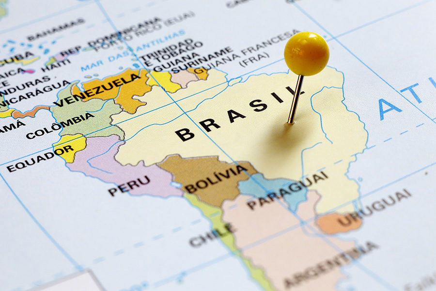 Casino resorts continue to gain support in Brazil.