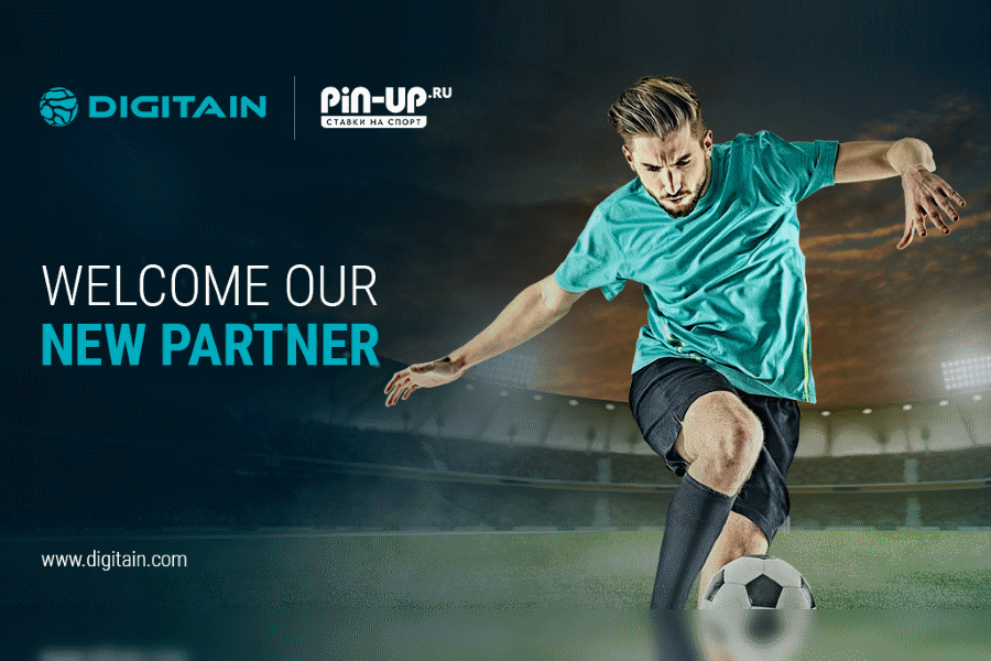Digitain partnered with Pin-Up & expanded in the CIS region.