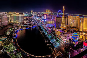 Las Vegas properties continue to suffer amid the pandemic.
