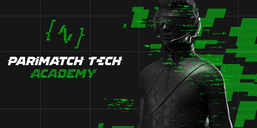 You can sign up for Parimatch Tech Academy until October 29.