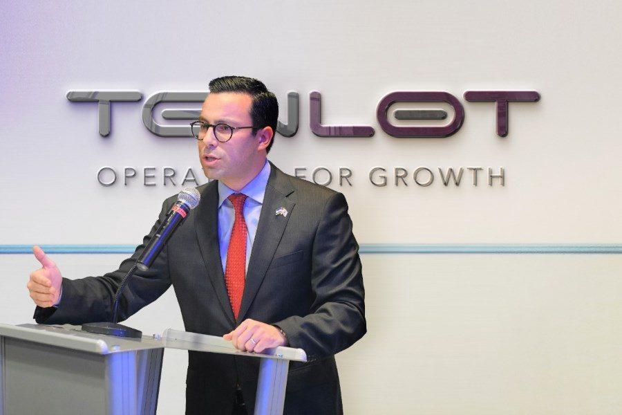 Tenlot Group CEO Yossi Abadi.