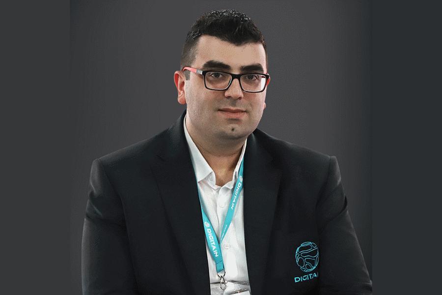 Edmond Ghulyan, Sportsbook Product manager for Digitain.