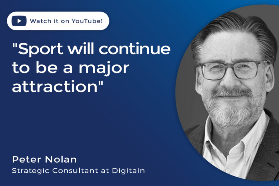 Peter Nolan, strategic advisor at Digitain.