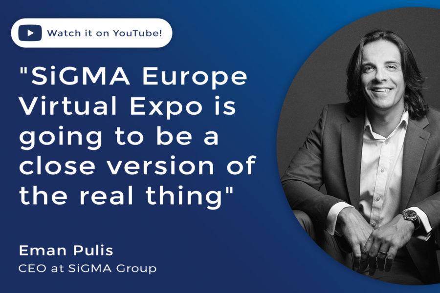 Eman Pulis, CEO at SiGMA Group.