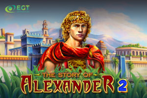 EGT Interactive introduces its newest video slot: Conquer a Golden Empire